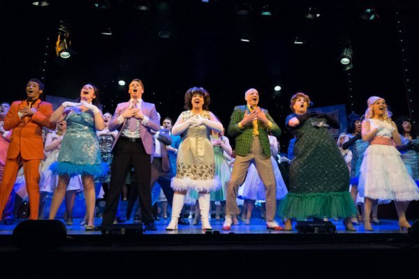 Hairspray complete costume set for youth and adult productions