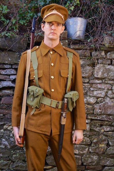 World War One Tommy uniform hire